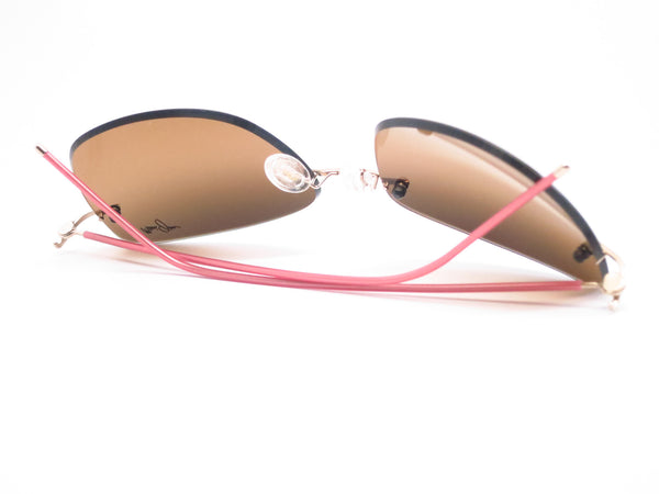 Maui Jim Apapane MJ HS717-16 Gold/Pink sleeve Polarized Sunglasses - Eye Heart Shades - Maui Jim - Sunglasses - 9
