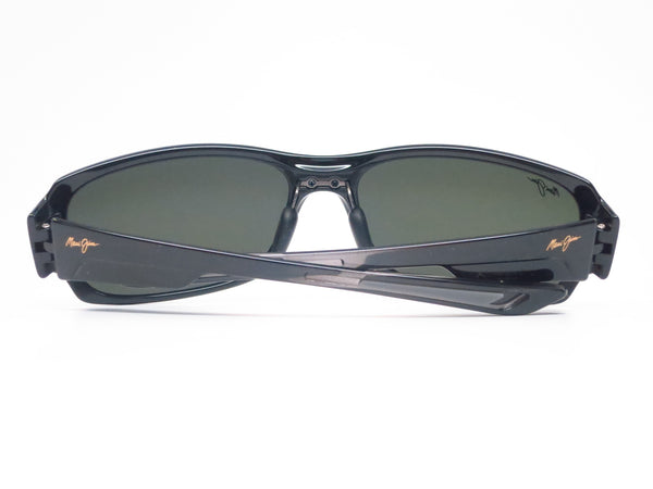 Maui Jim Bamboo Forest 415-02J Black Gloss Fade Polarized Sunglasses - Eye Heart Shades - Maui Jim - Sunglasses - 10