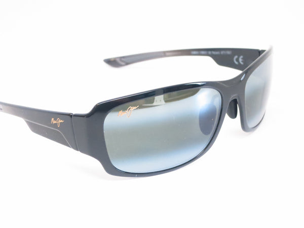 Maui Jim Bamboo Forest 415-02J Black Gloss Fade Polarized Sunglasses - Eye Heart Shades - Maui Jim - Sunglasses - 4