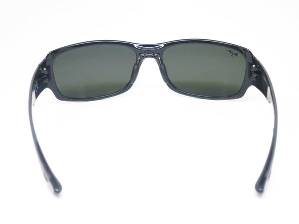Maui Jim Bamboo Forest 415-02J Black Gloss Fade Polarized Sunglasses - Eye Heart Shades - Maui Jim - Sunglasses - 9