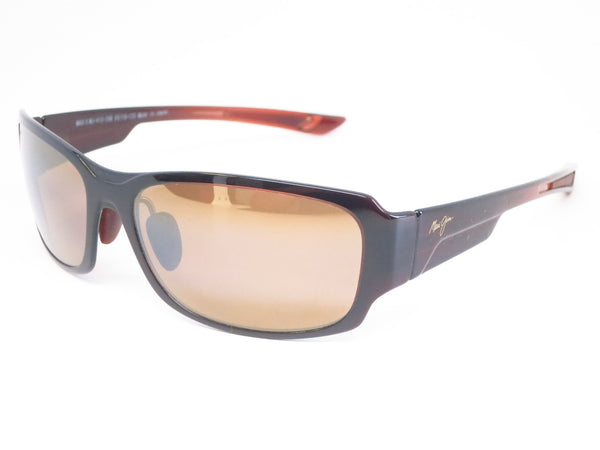 Maui Jim Bamboo Forest H415-26B Rootbeer Fade Polarized Sunglasses - Eye Heart Shades - Maui Jim - Sunglasses - 1