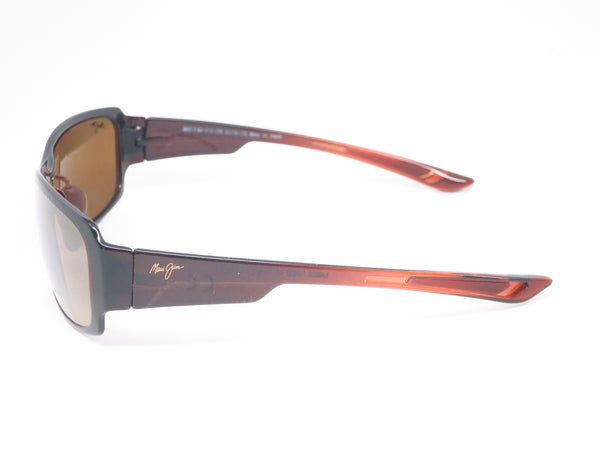 Maui Jim Bamboo Forest H415-26B Rootbeer Fade Polarized Sunglasses - Eye Heart Shades - Maui Jim - Sunglasses - 2