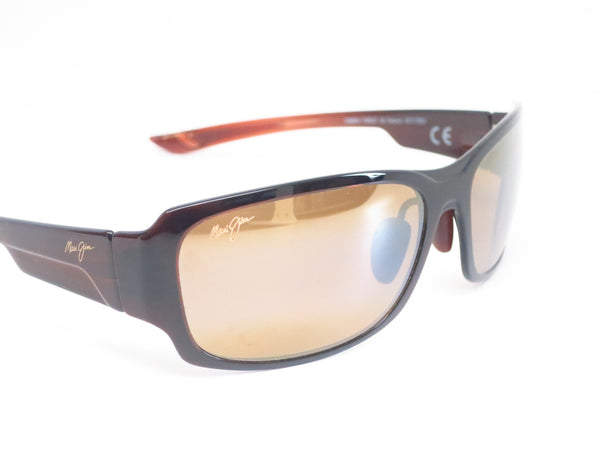 Maui Jim Bamboo Forest H415-26B Rootbeer Fade Polarized Sunglasses - Eye Heart Shades - Maui Jim - Sunglasses - 3