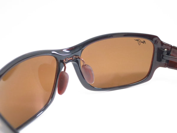 Maui Jim Bamboo Forest H415-26B Rootbeer Fade Polarized Sunglasses - Eye Heart Shades - Maui Jim - Sunglasses - 4