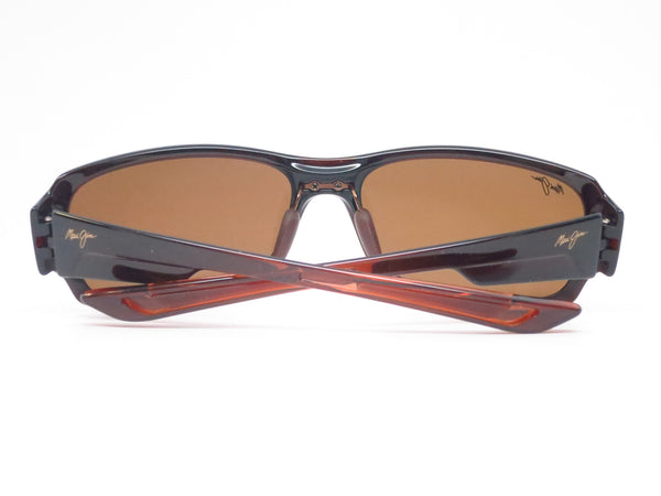 Maui Jim Bamboo Forest H415-26B Rootbeer Fade Polarized Sunglasses - Eye Heart Shades - Maui Jim - Sunglasses - 9