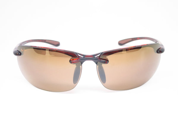 Maui Jim Banyans H412-10 Tortoise Polarized Sunglasses - Eye Heart Shades - Maui Jim - Sunglasses - 2