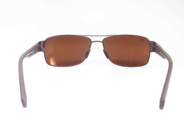 Maui Jim Ohia H703-01M Chocolate with Brown Tips Polarized Sunglasses - Eye Heart Shades - Maui Jim - Sunglasses - 9