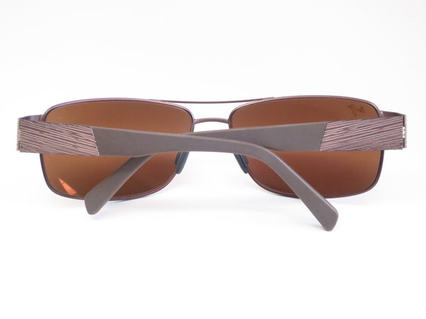 Maui Jim Ohia H703-01M Chocolate Polarized Sunglasses ...