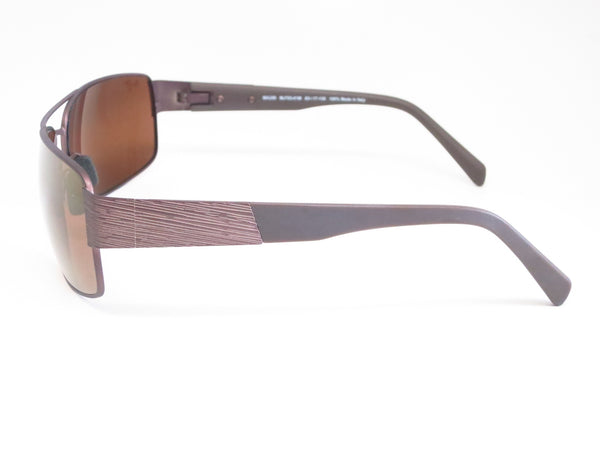 Maui Jim Ohia H703-01M Chocolate with Brown Tips Polarized Sunglasses - Eye Heart Shades - Maui Jim - Sunglasses - 3