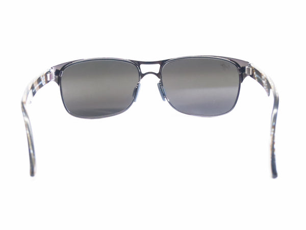 Maui Jim Hang Ten 10 MJ 296-02F Gunmetal Polarized Sunglasses - Eye Heart Shades - Maui Jim - Sunglasses - 9