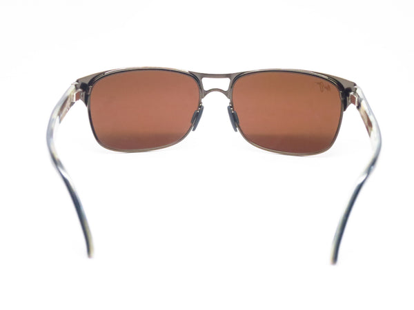 Maui Jim Hang Ten 10 MJ 296-20A Bronze Polarized Sunglasses - Eye Heart Shades - Maui Jim - Sunglasses - 10