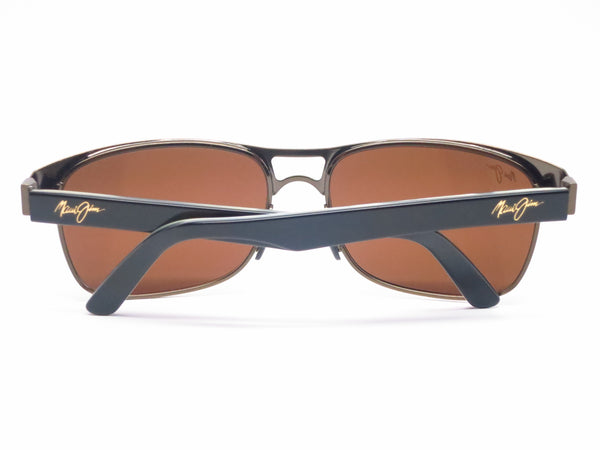 Maui Jim Hang Ten 10 MJ 296-20A Bronze Polarized Sunglasses - Eye Heart Shades - Maui Jim - Sunglasses - 11