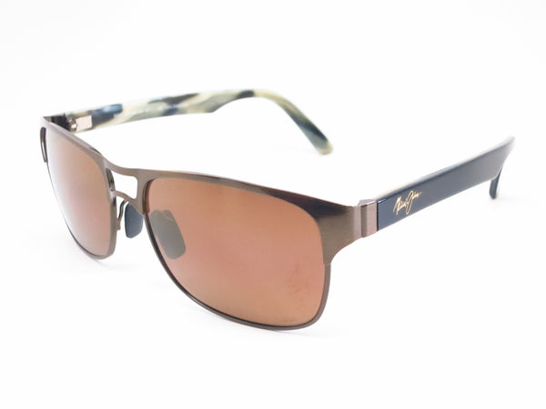 Maui Jim Hang Ten 10 MJ 296-20A Bronze Polarized Sunglasses - Eye Heart Shades - Maui Jim - Sunglasses - 1