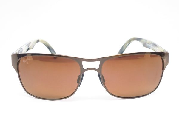 Maui Jim Hang Ten 10 MJ 296-20A Bronze Polarized Sunglasses - Eye Heart Shades - Maui Jim - Sunglasses - 2