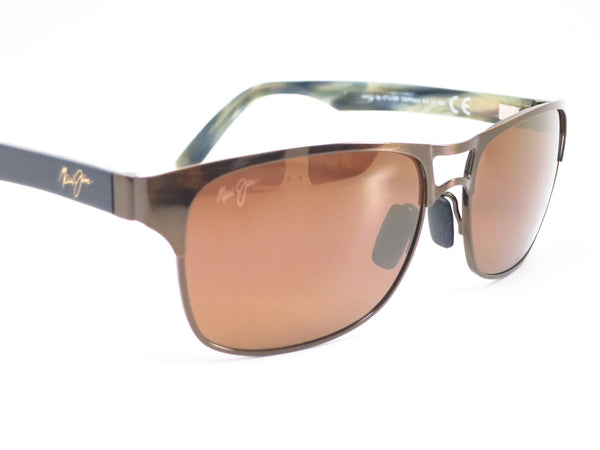 Maui Jim Hang Ten 10 MJ 296-20A Bronze Polarized Sunglasses - Eye Heart Shades - Maui Jim - Sunglasses - 4