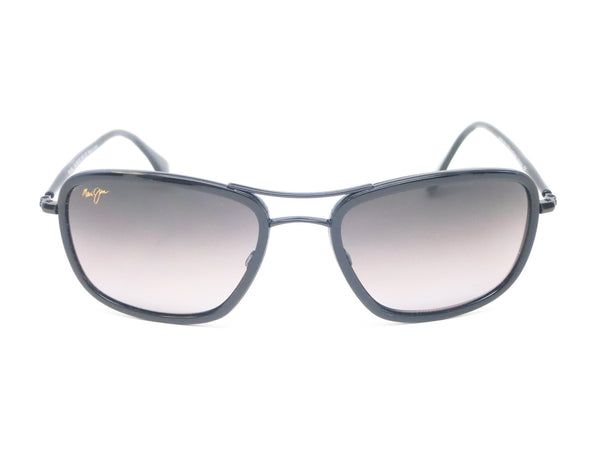 Maui Jim Hawaiian Time MJ GS252-02D Antique Gold Polarized Sunglasses - Eye Heart Shades - Maui Jim - Sunglasses - 2