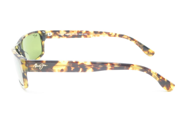 Maui Jim Hidden Pinnacle MJ HT298-10L Light Tortoise Polarized Sunglasses - Eye Heart Shades - Maui Jim - Sunglasses - 4