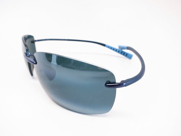 Maui Jim Kumu MJ 724-06 Blue Polarized Sunglasses - Eye Heart Shades - Maui Jim - Sunglasses - 1