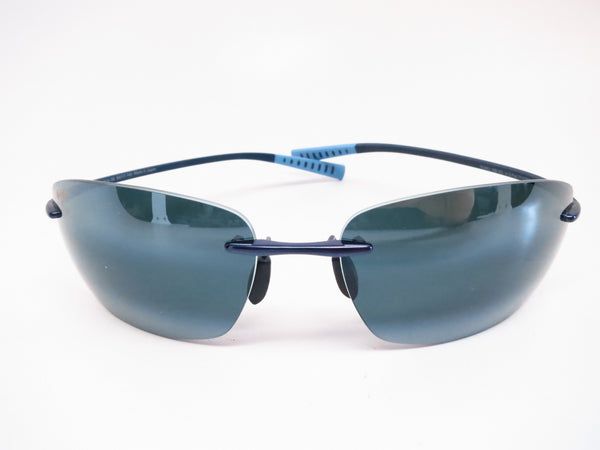 Maui Jim Kumu MJ 724-06 Blue Polarized Sunglasses - Eye Heart Shades - Maui Jim - Sunglasses - 2