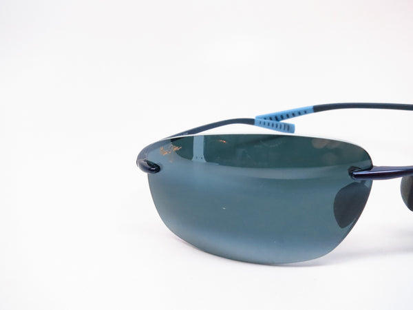 Maui Jim Kumu MJ 724-06 Blue Polarized Sunglasses - Eye Heart Shades - Maui Jim - Sunglasses - 4