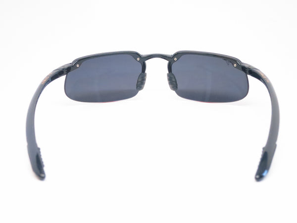 Maui Jim Kanaha 409-02 Gloss Black Polarized Sunglasses - Eye Heart Shades - Maui Jim - Sunglasses - 10