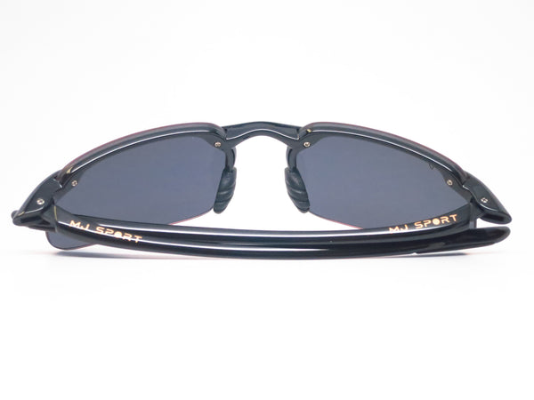 Maui Jim Kanaha 409-02 Gloss Black Polarized Sunglasses - Eye Heart Shades - Maui Jim - Sunglasses - 11