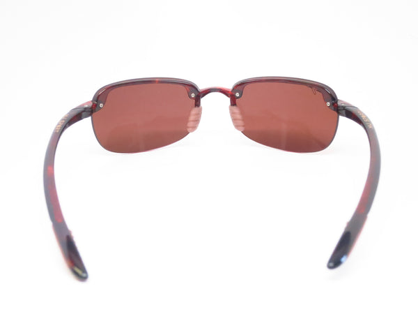 Maui Jim Sandy Beach H408-10 Tortoise Polarized Sunglasses - Eye Heart Shades - Maui Jim - Sunglasses - 10