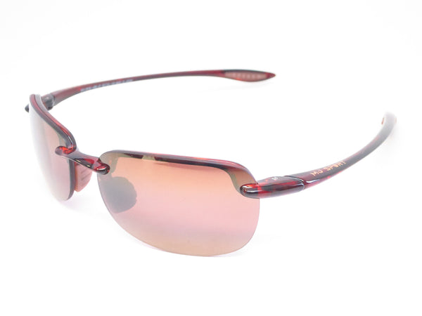 Maui Jim Sandy Beach H408-10 Tortoise Polarized Sunglasses - Eye Heart Shades - Maui Jim - Sunglasses - 1