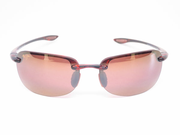 Maui Jim Sandy Beach H408-10 Tortoise Polarized Sunglasses - Eye Heart Shades - Maui Jim - Sunglasses - 2
