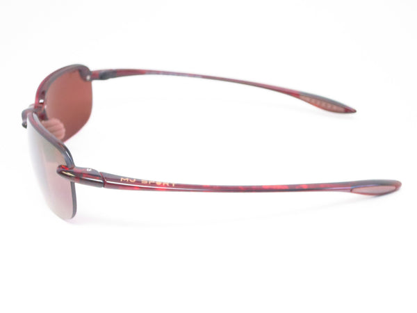 Maui Jim Sandy Beach H408-10 Tortoise Polarized Sunglasses - Eye Heart Shades - Maui Jim - Sunglasses - 3