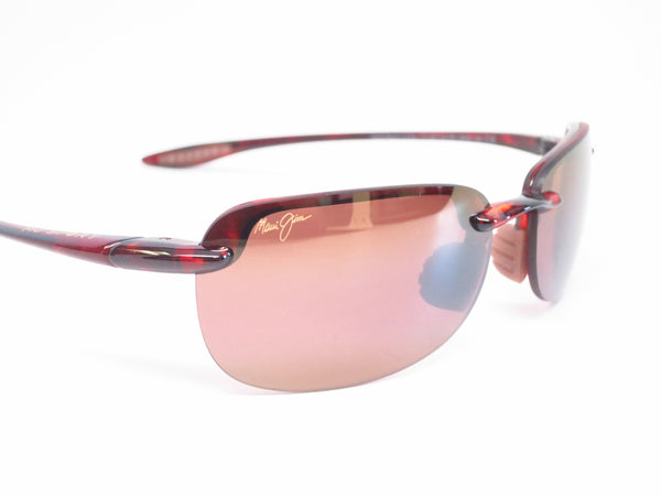 Maui Jim Sandy Beach H408-10 Tortoise Polarized Sunglasses - Eye Heart Shades - Maui Jim - Sunglasses - 4