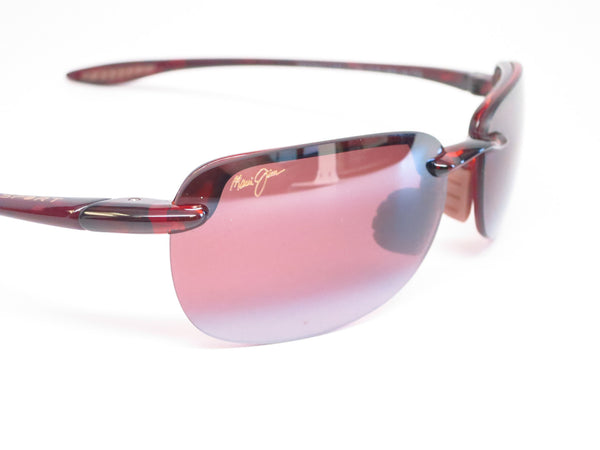 Maui Jim Sandy Beach R408-10 Tortoise Polarized Sunglasses - Eye Heart Shades - Maui Jim - Sunglasses - 4