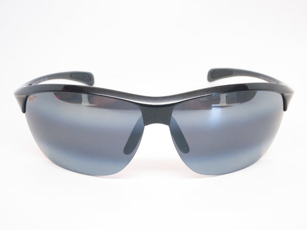 Maui Jim Middles MJ 428-02E Black Gold Polarized Sunglasses - Eye Heart Shades - Maui Jim - Sunglasses - 2