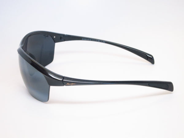 Maui Jim Middles MJ 428-02E Black Gold Polarized Sunglasses - Eye Heart Shades - Maui Jim - Sunglasses - 5