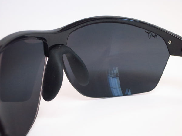 Maui Jim Middles MJ 428-02E Black Gold Polarized Sunglasses - Eye Heart Shades - Maui Jim - Sunglasses - 6