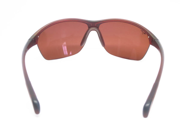 Maui Jim Middles H428-26M Matte Rootbeer Polarized Sunglasses - Eye Heart Shades - Maui Jim - Sunglasses - 10