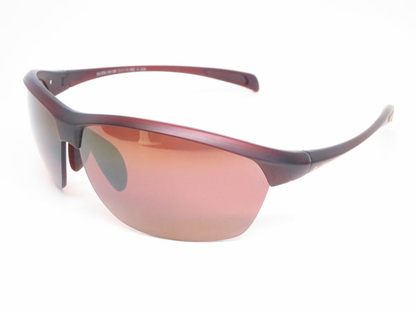 Maui Jim Middles H428-26M Matte Rootbeer Polarized Sunglasses - Eye Heart Shades - Maui Jim - Sunglasses - 1