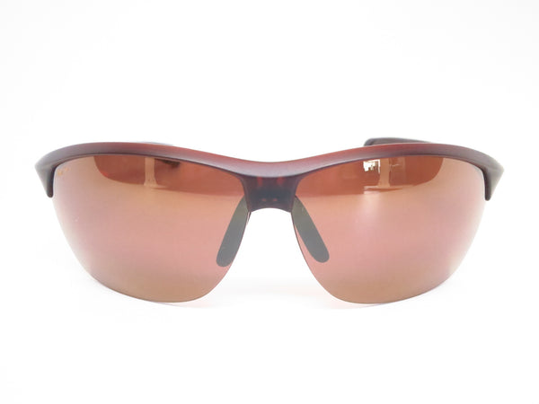 Maui Jim Middles H428-26M Matte Rootbeer Polarized Sunglasses - Eye Heart Shades - Maui Jim - Sunglasses - 2