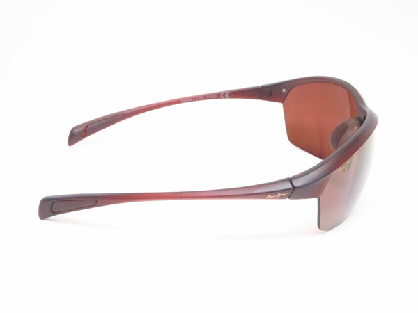 Maui Jim Middles H428-26M Matte Rootbeer Polarized Sunglasses - Eye Heart Shades - Maui Jim - Sunglasses - 3