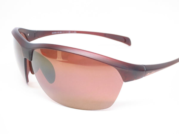 Maui Jim Middles H428-26M Matte Rootbeer Polarized Sunglasses - Eye Heart Shades - Maui Jim - Sunglasses - 5