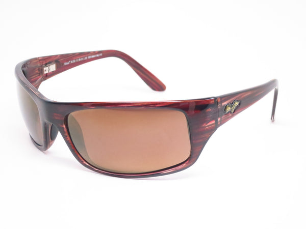 Maui Jim Peahi MJ 202-10 BurgundyTortoise Polarized Sunglasses - Eye Heart Shades - Maui Jim - Sunglasses - 1