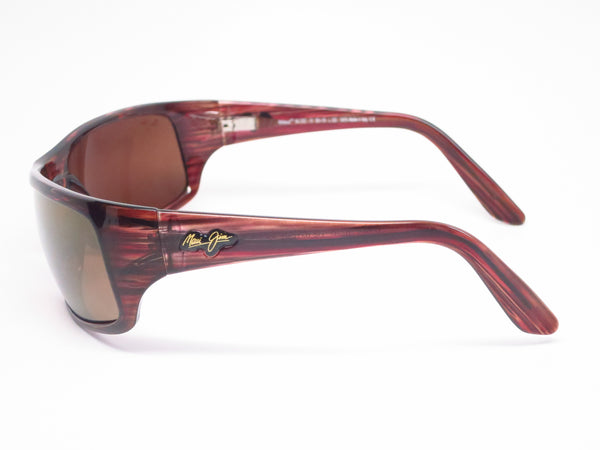 Maui Jim Peahi MJ 202-10 BurgundyTortoise Polarized Sunglasses - Eye Heart Shades - Maui Jim - Sunglasses - 3