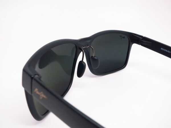 Maui Jim Red Sands MJ 432-2M Matte Black Polarized Sunglasses - Eye Heart Shades - Maui Jim - Sunglasses - 6