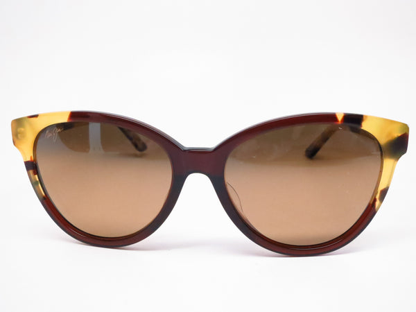 Maui Jim Sunshine MJ HS725-62 Marsala w/Tokyo Tortoise Polarized Sunglasses - Eye Heart Shades - Maui Jim - Sunglasses - 2