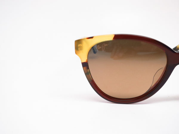 Maui Jim Sunshine MJ HS725-62 Marsala w/Tokyo Tortoise Polarized Sunglasses - Eye Heart Shades - Maui Jim - Sunglasses - 4