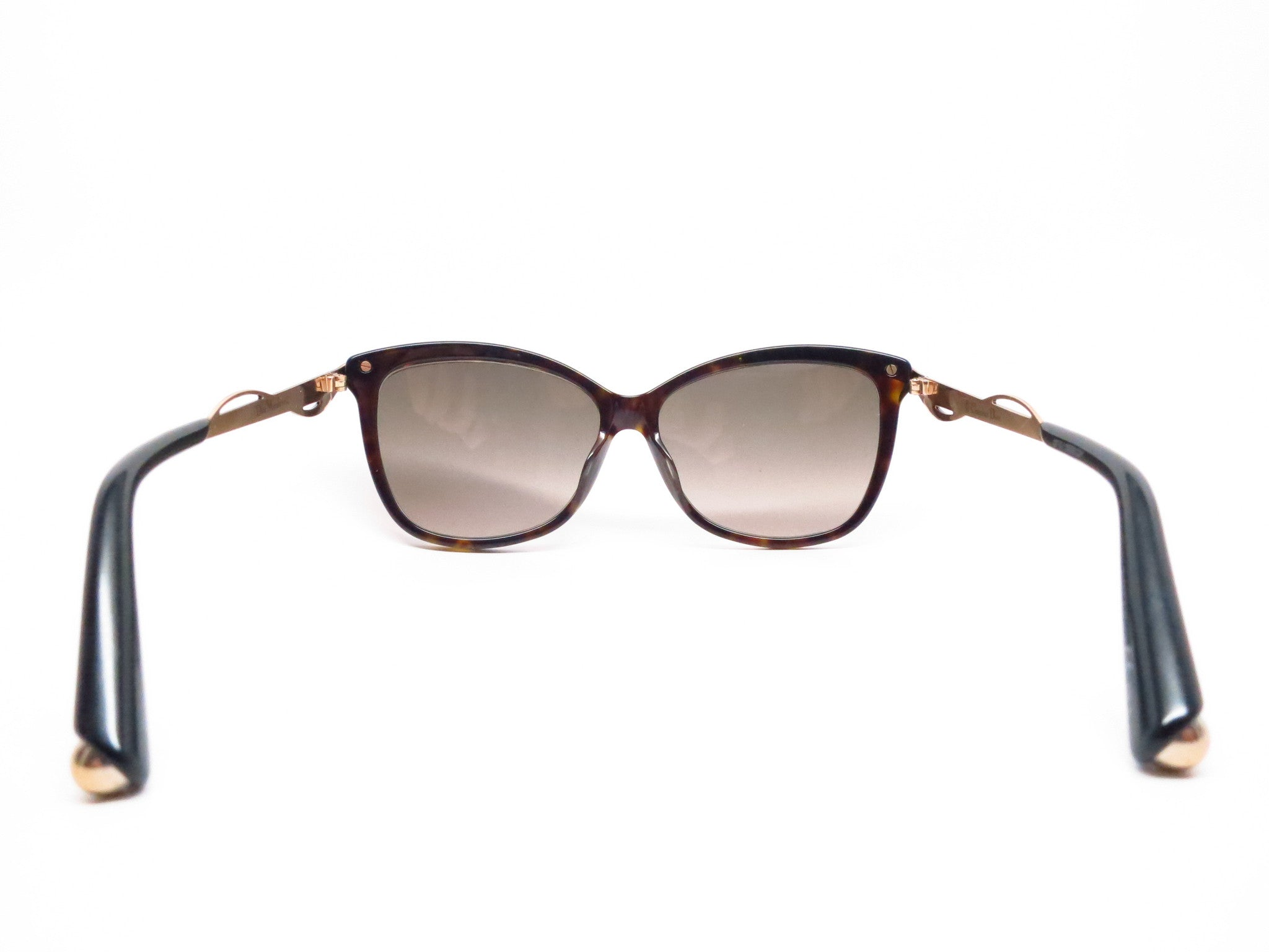 6aff7c3f39 ... Dior Metaleyes 2 6NYHA Dark Havana Sunglasses - Eye Heart Shades - Dior  - Sunglasses ...