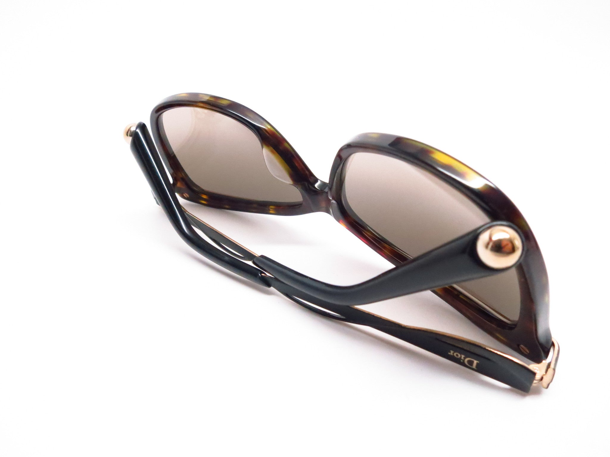 08979de442 ... Dior Metaleyes 2 6NYHA Dark Havana Sunglasses - Eye Heart Shades - Dior  - Sunglasses -