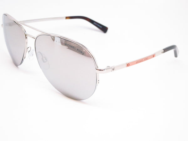 Michael Kors MK 1001 Gramercy 1001/45 Silver Sunglasses - Eye Heart Shades - Michael Kors - Sunglasses - 1