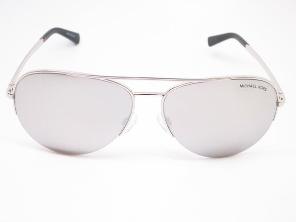 Michael Kors MK 1001 Gramercy 1001/45 Silver Sunglasses - Eye Heart Shades - Michael Kors - Sunglasses - 2