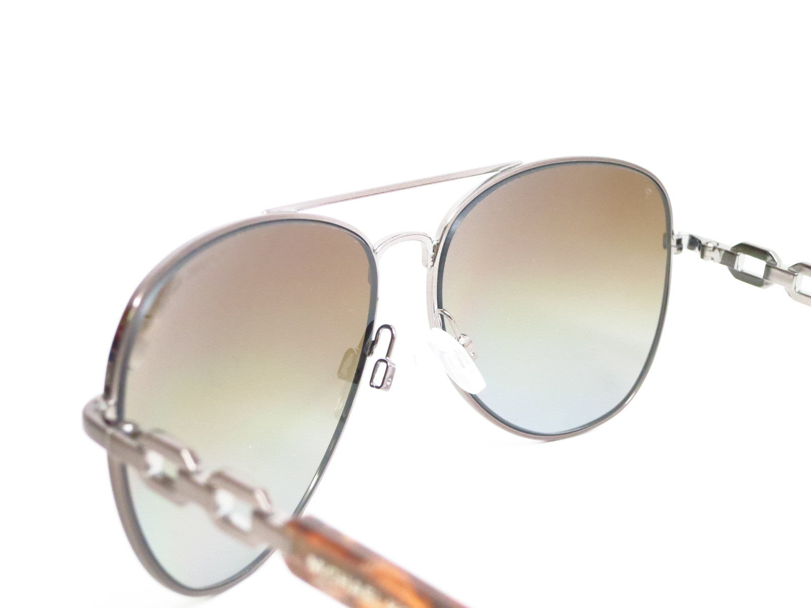 5df0c504cb ... Michael Kors MK 1003 Fiji 1002 T5 Gunmetal Polarized Sunglasses - Eye  Heart Shades ...